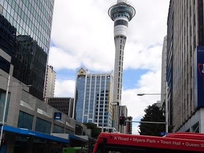 newZealand tower